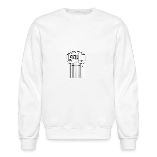 Arnold water tower - Crewneck Sweatshirt