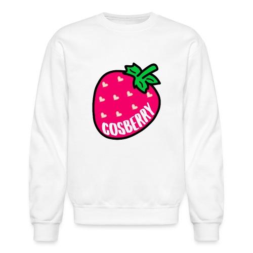 Cosberry Logo - Crewneck Sweatshirt