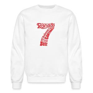 man utd magnificent sevens - Crewneck Sweatshirt