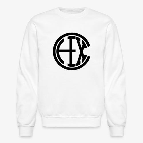 HexCloud - Logo Black - Crewneck Sweatshirt