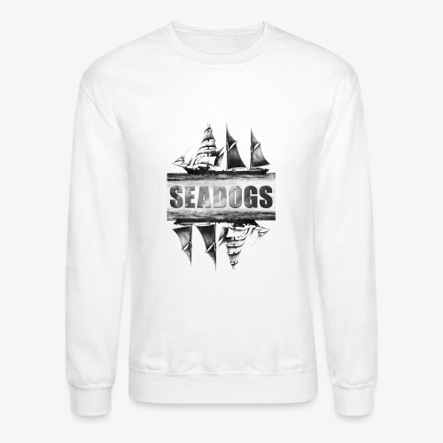 Seadogs Ship at Sea Graphic - Crewneck Sweatshirt