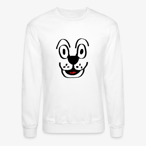 Happy Dog - Crewneck Sweatshirt