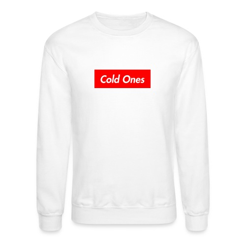 Cold Ones - Crewneck Sweatshirt