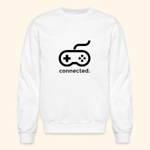 Connected in winter - Crewneck Sweatshirt