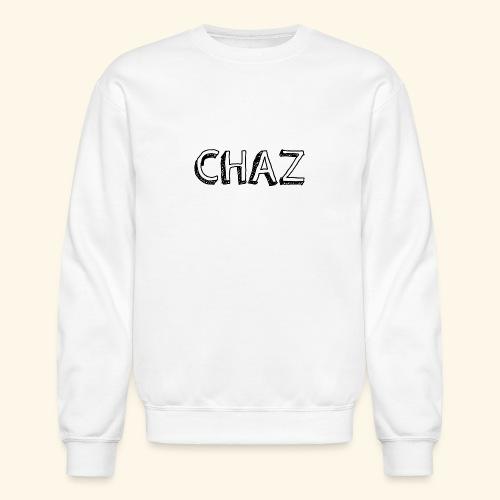 Chaz Black Name - Crewneck Sweatshirt