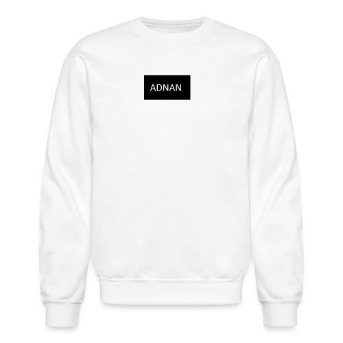 ADNAN in black box - Crewneck Sweatshirt