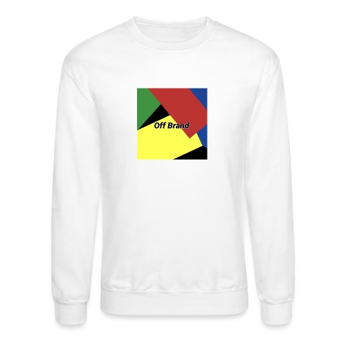 Off Brand Logo - Crewneck Sweatshirt