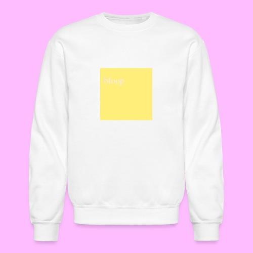 Bloop - Crewneck Sweatshirt