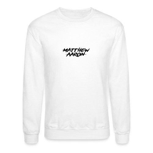 MATTHEWAARON MERCH - Crewneck Sweatshirt