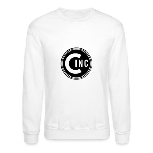 Coasters Inc. Logo - Crewneck Sweatshirt