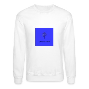 Gaming t shirt - Crewneck Sweatshirt