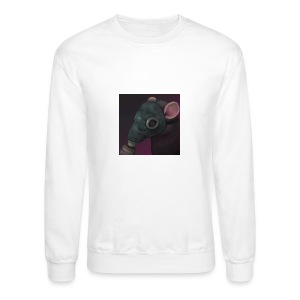 the ratflippus - Crewneck Sweatshirt