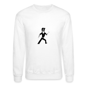 The Famous Mr Warrior - Crewneck Sweatshirt