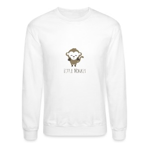 Little Monkey - Crewneck Sweatshirt