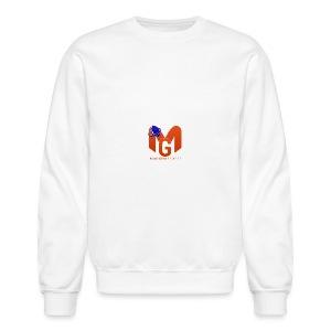 MaddenGamers MG Logo - Crewneck Sweatshirt