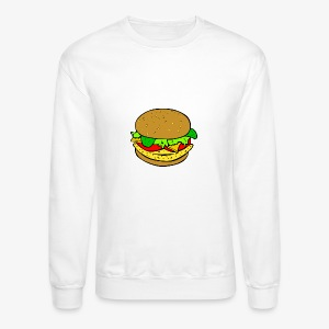 Comic Burger - Crewneck Sweatshirt