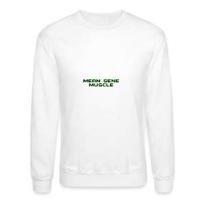 Mean Gene - Crewneck Sweatshirt