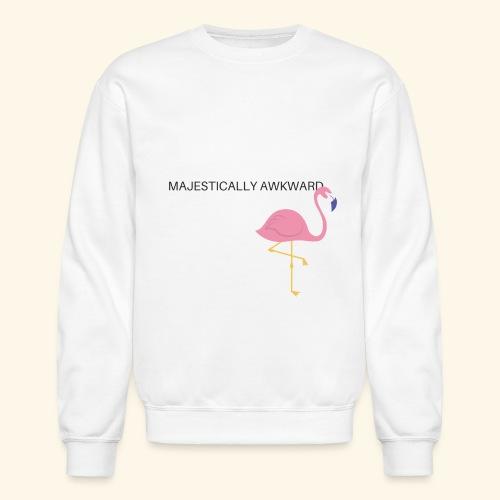 Majestically Awkward - Crewneck Sweatshirt