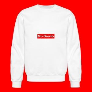 Bro gravity - Crewneck Sweatshirt