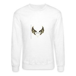 black and yellow glo edition - Crewneck Sweatshirt