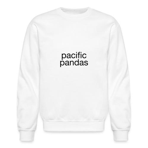 pacific pandas - Crewneck Sweatshirt