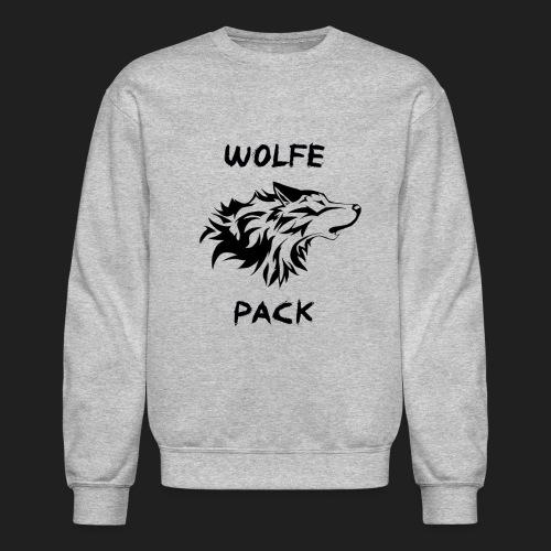 wolfepack6 png - Crewneck Sweatshirt