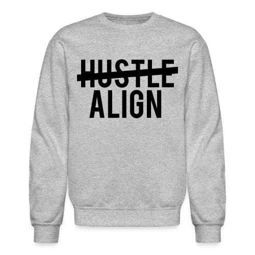 hustlealign - Crewneck Sweatshirt