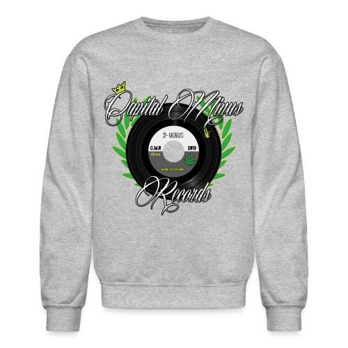 Capital Minus Records - Crewneck Sweatshirt