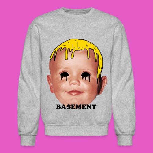 DRIPFACE gif - Crewneck Sweatshirt