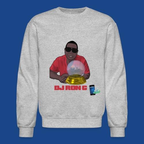 DJ RON G crystal-ball - Crewneck Sweatshirt