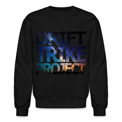 DTP GALAXY png - Unisex Crewneck Sweatshirt
