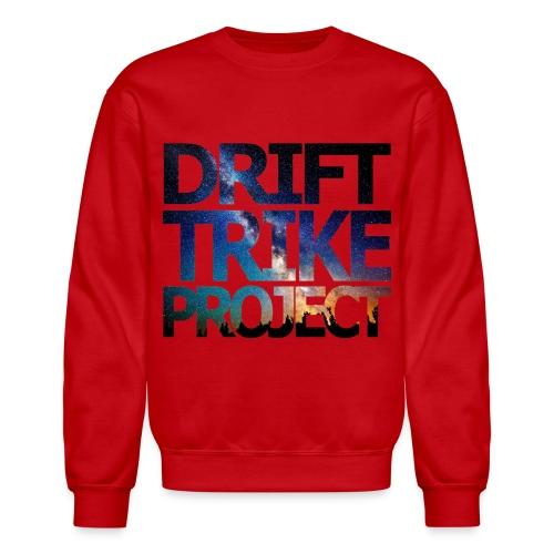 DTP GALAXY png - Crewneck Sweatshirt