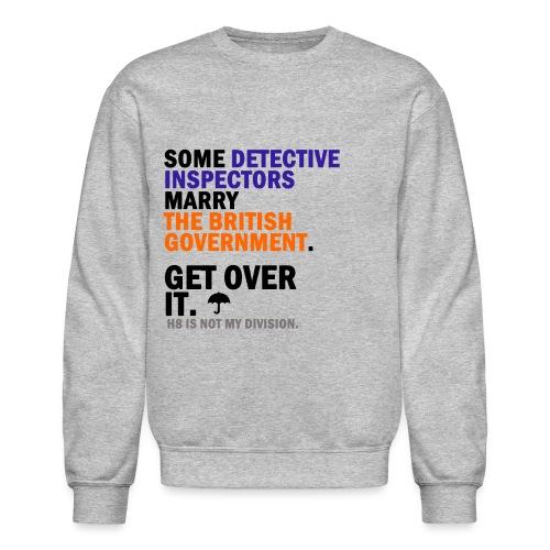 mystradeagainsth8 - Unisex Crewneck Sweatshirt