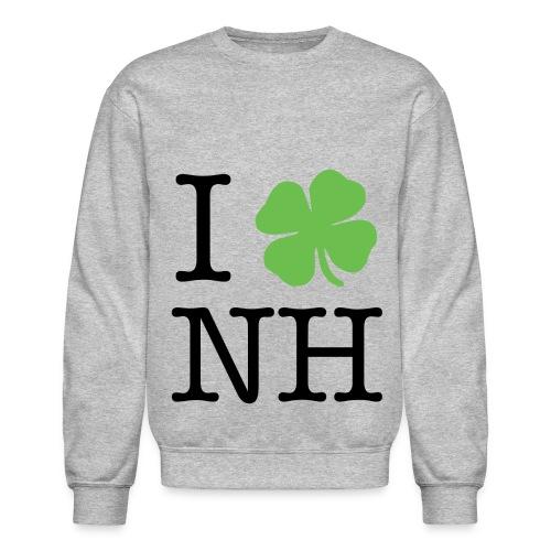 I Clover NH - Unisex Crewneck Sweatshirt