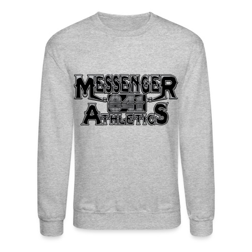 Messenger 841 Athletics Logo Tee - Crewneck Sweatshirt