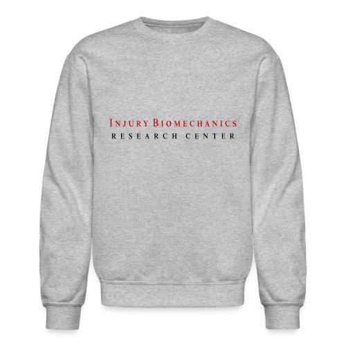 IBRC Classic with Buckle Up Brutus Back - Unisex Crewneck Sweatshirt