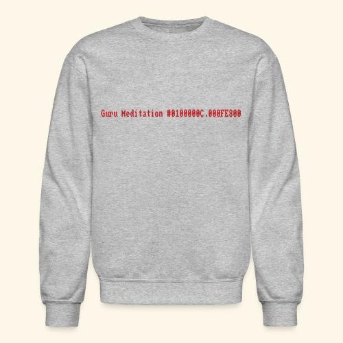 Guru Meditation - Crewneck Sweatshirt