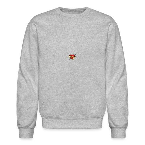 i love mom - Crewneck Sweatshirt