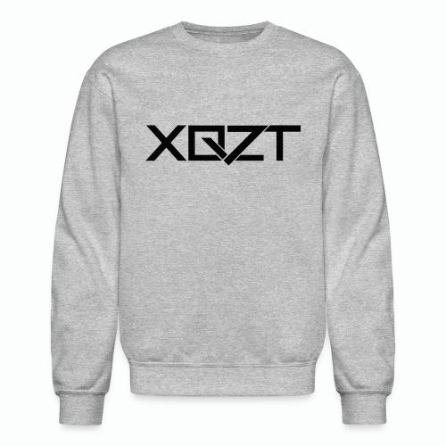 XQZT Logo - Unisex Crewneck Sweatshirt