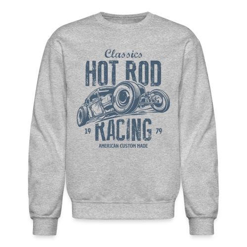 hot rod american cars - Unisex Crewneck Sweatshirt