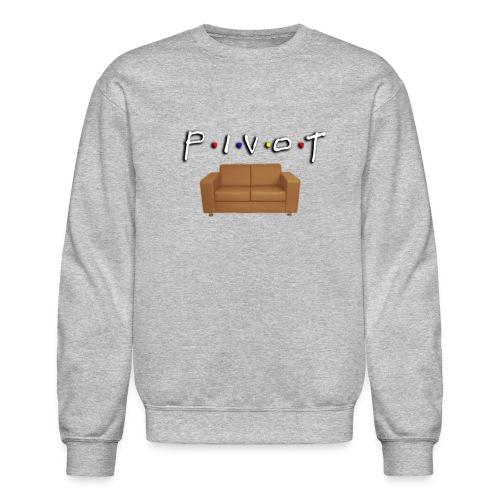 pivot - Unisex Crewneck Sweatshirt