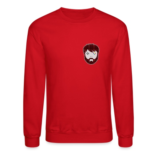 TShirt theMathasHead png - Unisex Crewneck Sweatshirt