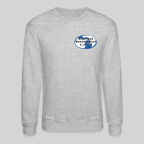 mgc logo 1 - Unisex Crewneck Sweatshirt