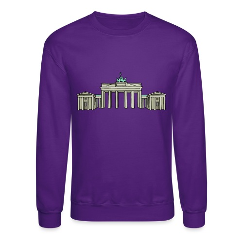 Brandenburg Gate Berlin - Crewneck Sweatshirt