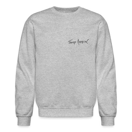 Thomas Andrew Signature_d - Crewneck Sweatshirt