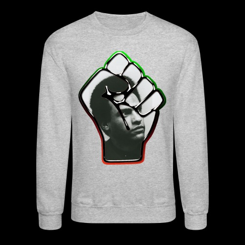 Huey Newton RBG Fist - Crewneck Sweatshirt