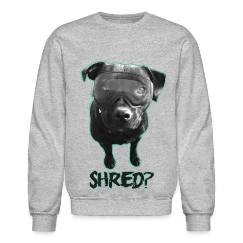 Shred Dog - Crewneck Sweatshirt