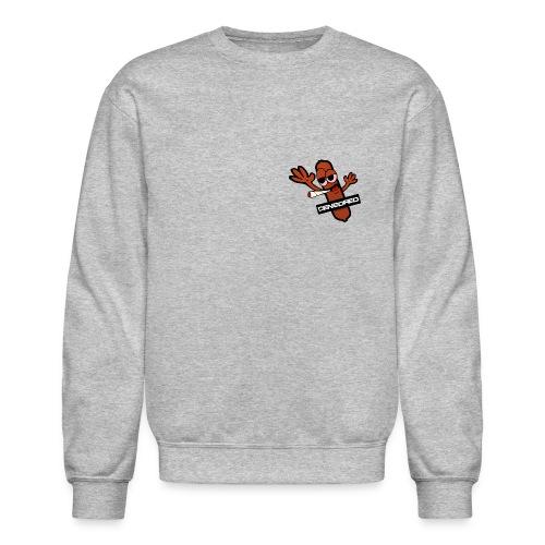 saucisson kush low png - Unisex Crewneck Sweatshirt