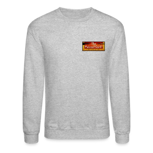 new Banner 6 ft jpg - Crewneck Sweatshirt