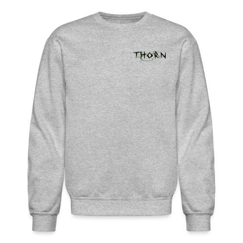 Thorn Vines Copy png - Crewneck Sweatshirt